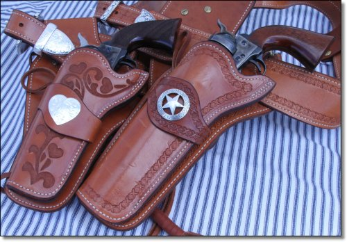 Open Carry of Antique and Replica Black Powder Pistols in Texas
